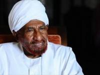 المهدي يدعو إلى دعم دولي للسلام بالسودان