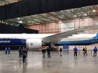 طائرة 777 إكس تنهي أول رحلة لها بنجاح
