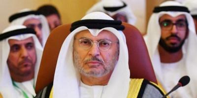 قرقاش: رؤية الأكاديميين الغربيين للخليج العربي منحازة