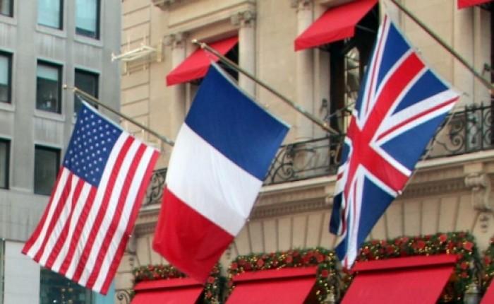 في بيان مشترك.. بريطانيا وفرنسا وروسيا وأمريكا تحذر من التصعيد باليمن