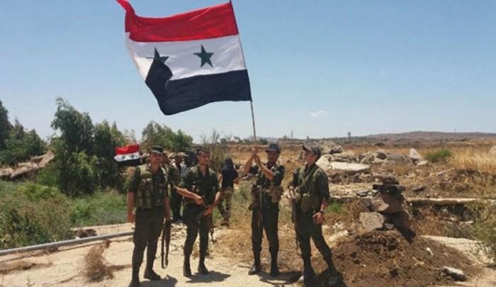 الجيش السوري يسيطر على مواقع جديدة في حلب وإدلب
