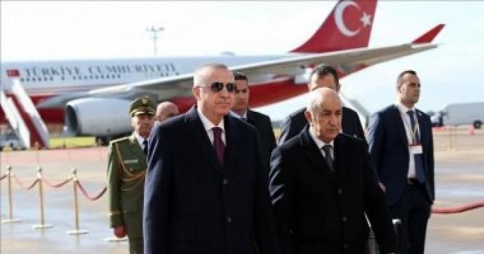 أردوغان: الحل في ليبيا ليس عسكريا والجزائر لها تأثير مباشر
