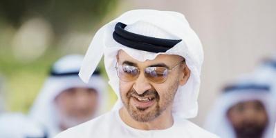 """محمد بن زايد: نتابع باهتمام جهود الصين لاحتواء """"فيروس كورونا"""""""