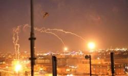 عاجل..سقوط قذائف صاروخية في محيط المنطقة الخضراء ببغداد