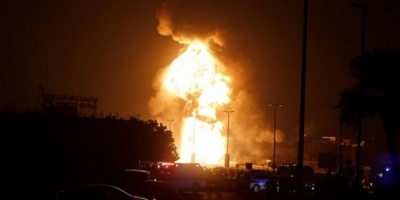 تفاصيل سقوط صواريخ قرب السفارة الأمريكية بالعراق