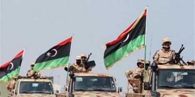 الجيش الوطني الليبي يسيطر على بلدتين شرقي مصراتة
