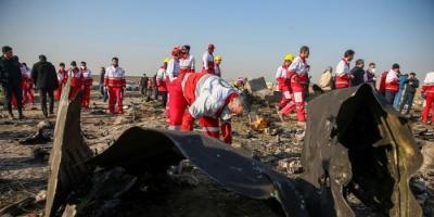نائب إيراني: الصندوق الأسود للطائرة الأوكرانية المنكوبة سيبقى في طهران
