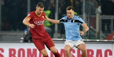 روما يوقف انتصارات لاتسيو بتعادل مثير في ديربي العاصمة الإيطالية