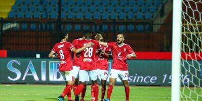 الأهلي المصري يحقق فوز صعب على النجم الساحلي