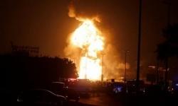 مصدر: الصواريخ التي استهدفت سفارة واشنطن أحرقت مطعمها