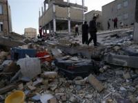 إصابة 33 شخصا جراء زلزال وقع في جنوب إيران
