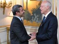 الرئيس التونسي يلتقي بوزير الخارجية والتعاون الدولي الإماراتي