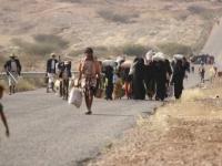 النزوح الداخلي.. هروبٌ من الموت الحوثي
