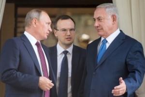 """الأربعاء.. نتنياهو في موسكو لإطلاع بوتين على """"صفقة القرن"""""""