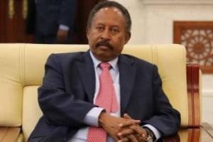 حمدوك يستقبل مبعوث الإيجاد لدولة جنوب السودان