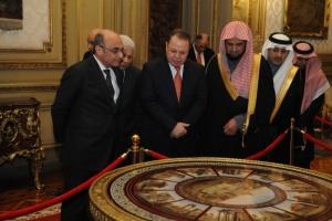 النائب العام المصري يعقد لقاءً ثنائياً مع نظيره السعودي