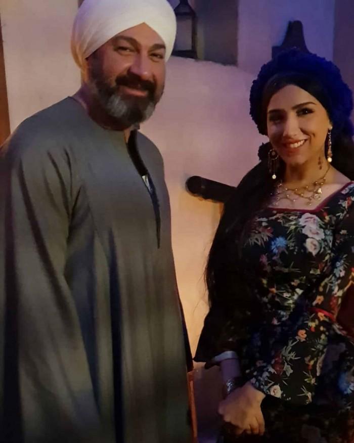 """مي عمر فتاة شعبية أمام ياسر جلال في """"الفتوة"""""""