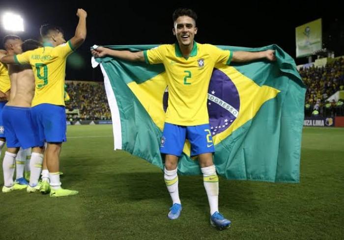 السيتي يتفوق على برشلونة في سباق التعاقد مع موهبة البرازيل