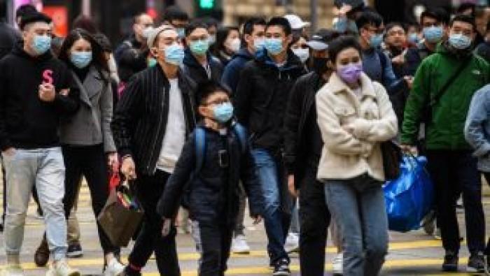 الحكومة اليابانية تطلب من المواطنين تجنب أي رحلات إلى الصين