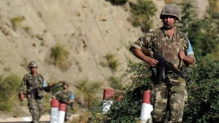 الجيش الوطني الجزائري يفكك خلية إرهابية