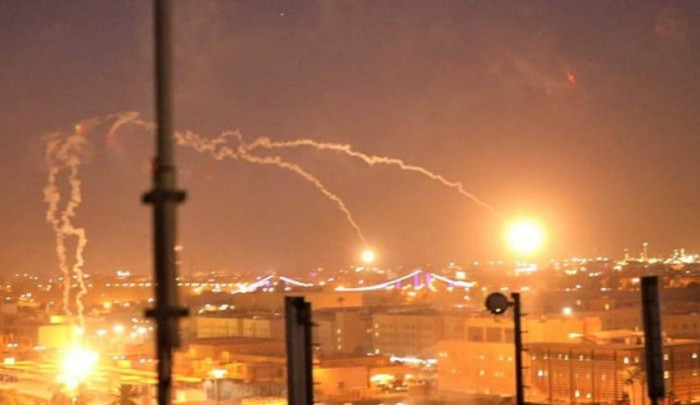 سقوط 5 قذائف قرب قاعدة بمحافظة نينوى العراقية