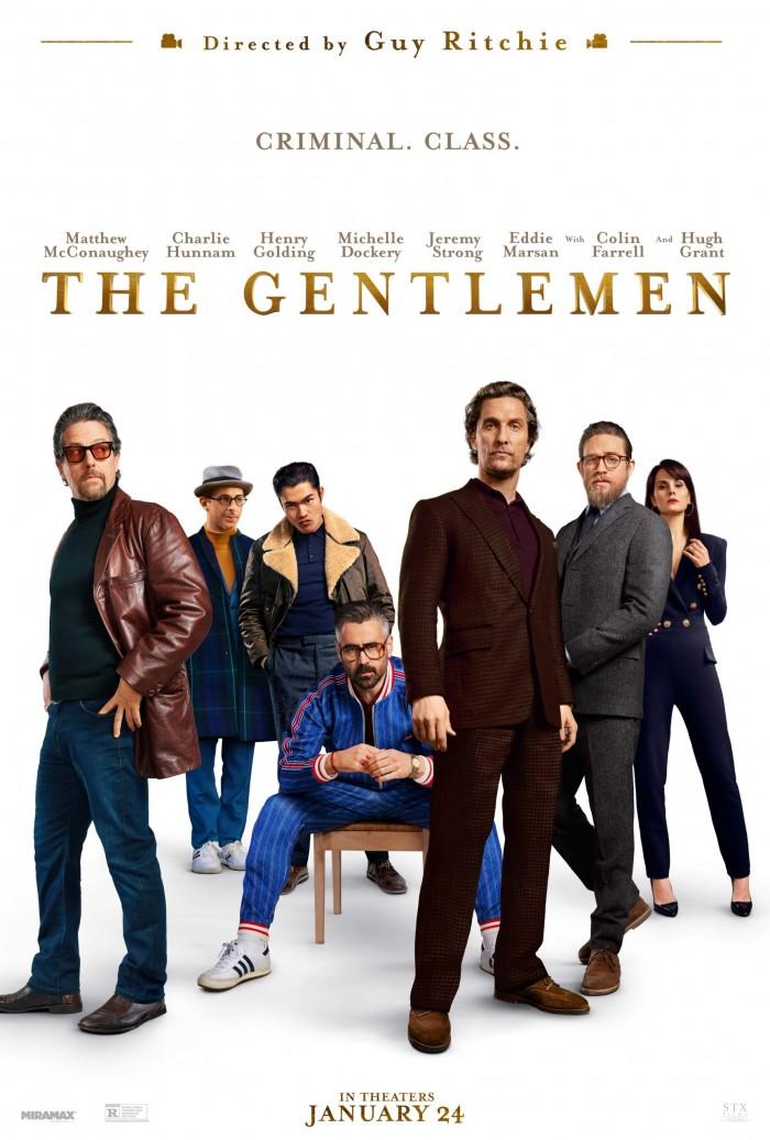 34 مليون دولار.. إيرادات فيلم الأكشن The Gentlemen