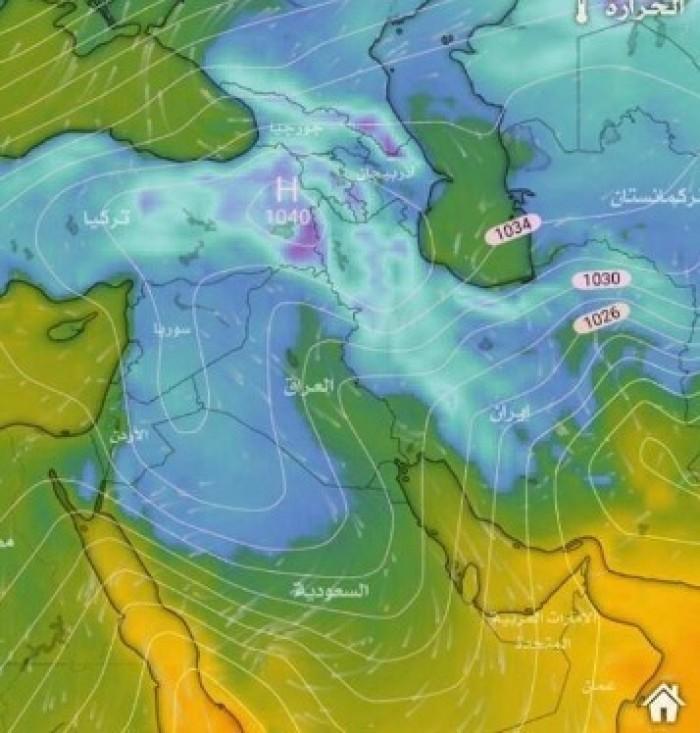 توقعات باستمرار الأجواء الدافئة حتى مطلع الأسبوع المقبل
