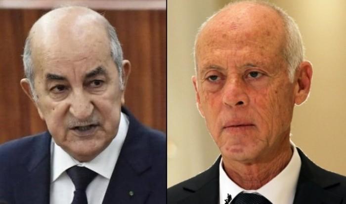 عاجل.. مؤتمر صحفي مشترك بين الرئيسين الجزائري ونظيره التونسي