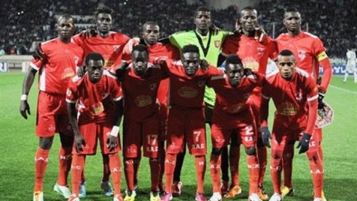 حوريا كوناكري يعبر النصر الليبي بثنائية بالكونفدرالية الأفريقية