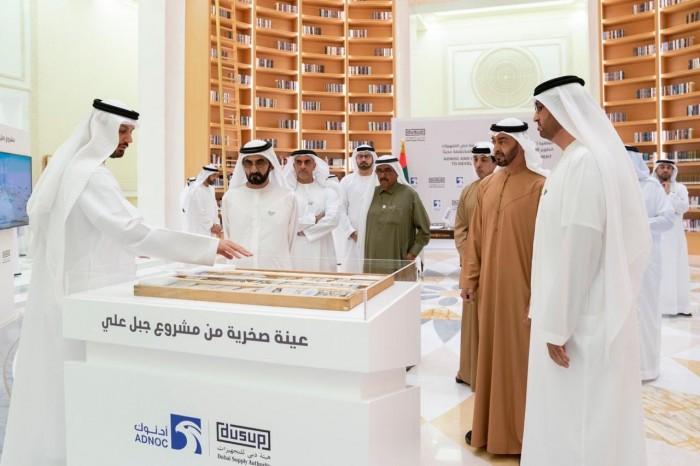 الكعبي عن قيادة الإمارات: تعزز استدامة الاقتصاد الوطني والحفاظ على ثروات الأجيال القادمة