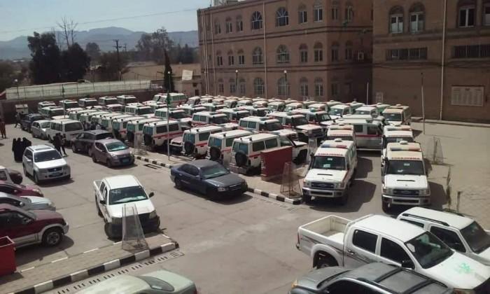 الأمم المتحدة تدعم جبهات الحوثي بـ 90 سيارة دفع رباعي
