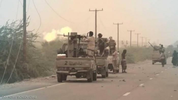 عاجل..القوات المشتركة تصد هجوما حوثياً في الحديدة وتأسر قيادي بارز بالمليشيات