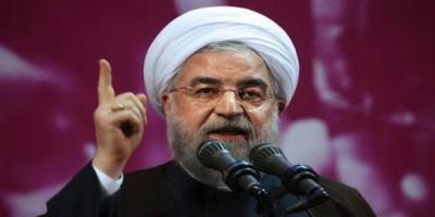 حسن روحاني: لن نستسلم لضغوط أمريكا