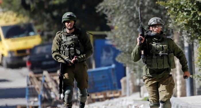 الهلال الأحمر الفلسطيني: إصابة 79 فلسطينيا بالرصاص المطاطي لقوات الاحتلال الإسرائيلي