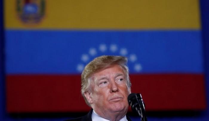 أمريكا تحذر فنزويلا بسبب غوايدو
