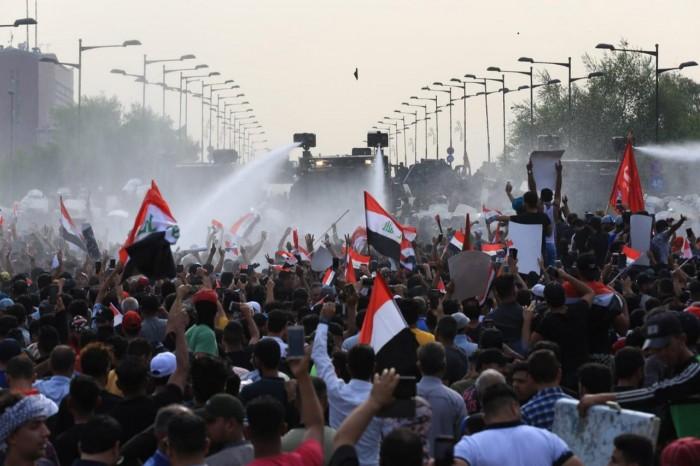 الداخلية العراقية: نحقق في أحداث محافظتي النجف وكربلاء لمعرفة المتورطين