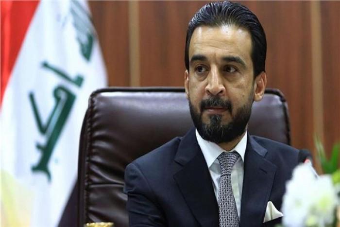 صحفي مُهاجمًا رئيس البرلمان العراقي: أداة إيرانية للمشاركة بقتل المتظاهرين