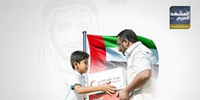 في عام راشد.. الإمارات سند حضرموت (إنفوجراف)