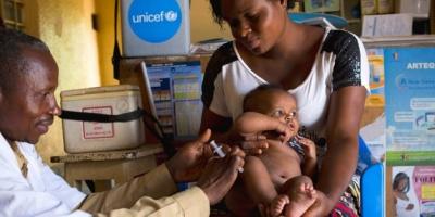 صحة الحصبة تحصد أرواح 4500 طفل في الكونغو خلال 2019