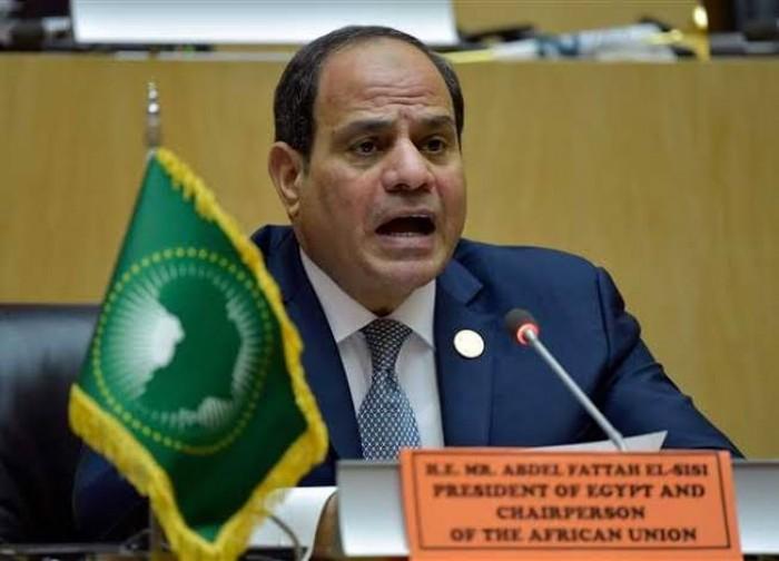 السيسي يؤكد دعم مصر الكامل لعمل الآلية الأفريقية