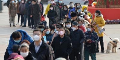 سجل 811 حالة وفاة.. فيروس كورونا يتخطى وباء سارس