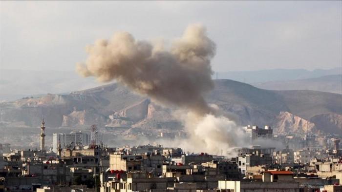 انفجار في مقر لمليشيا الحوثي غربي صنعاء