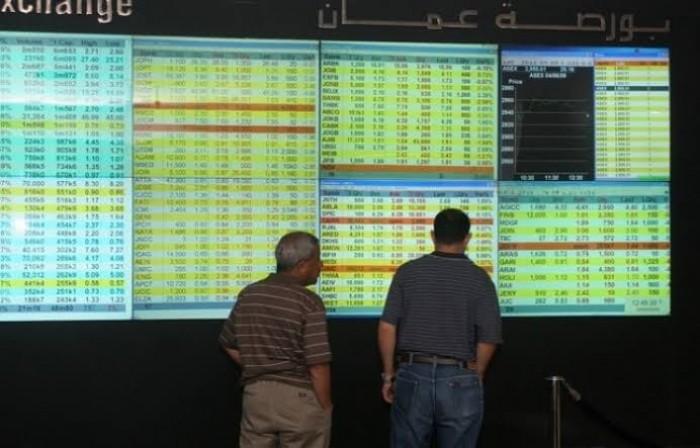 البورصة الأردنية تغلق تداولات الأحد على ارتفاع