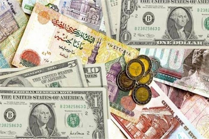 الدولار يواصل نزيف خسائرها أمام الجنيه المصري