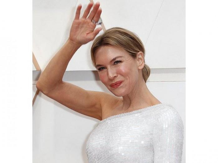 رينيه زيلوجر أفضل ممثلة في حفل الأوسكار 2020