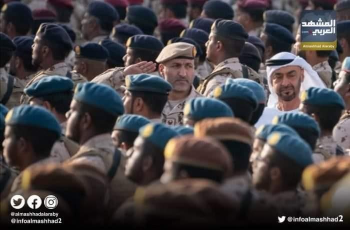 احتفالات موازية لجنود الإمارات البواسل على مواقع التواصل