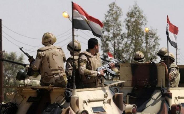 حملة أمنية مصرية بسيناء تسفر عن مقتل 17 إرهابيًا