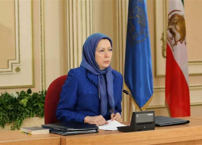 رجوي: الشعب الإيراني سيقاطع الانتخابات البرلمانية المقبلة