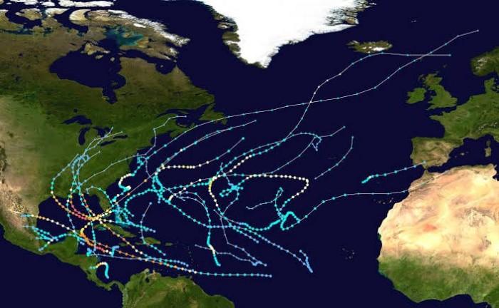 السلطات البريطانية تحذر المواطنين من العاصفة دنيس