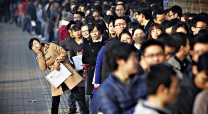 ارتفاع معدل البطالة في كوريا الجنوبية